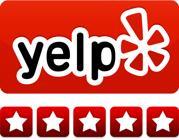 Five Star Yelp Rating