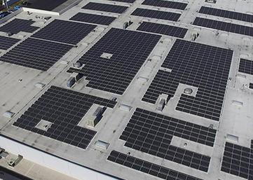 Sun Green Anaheim Rooftop Solar Solution